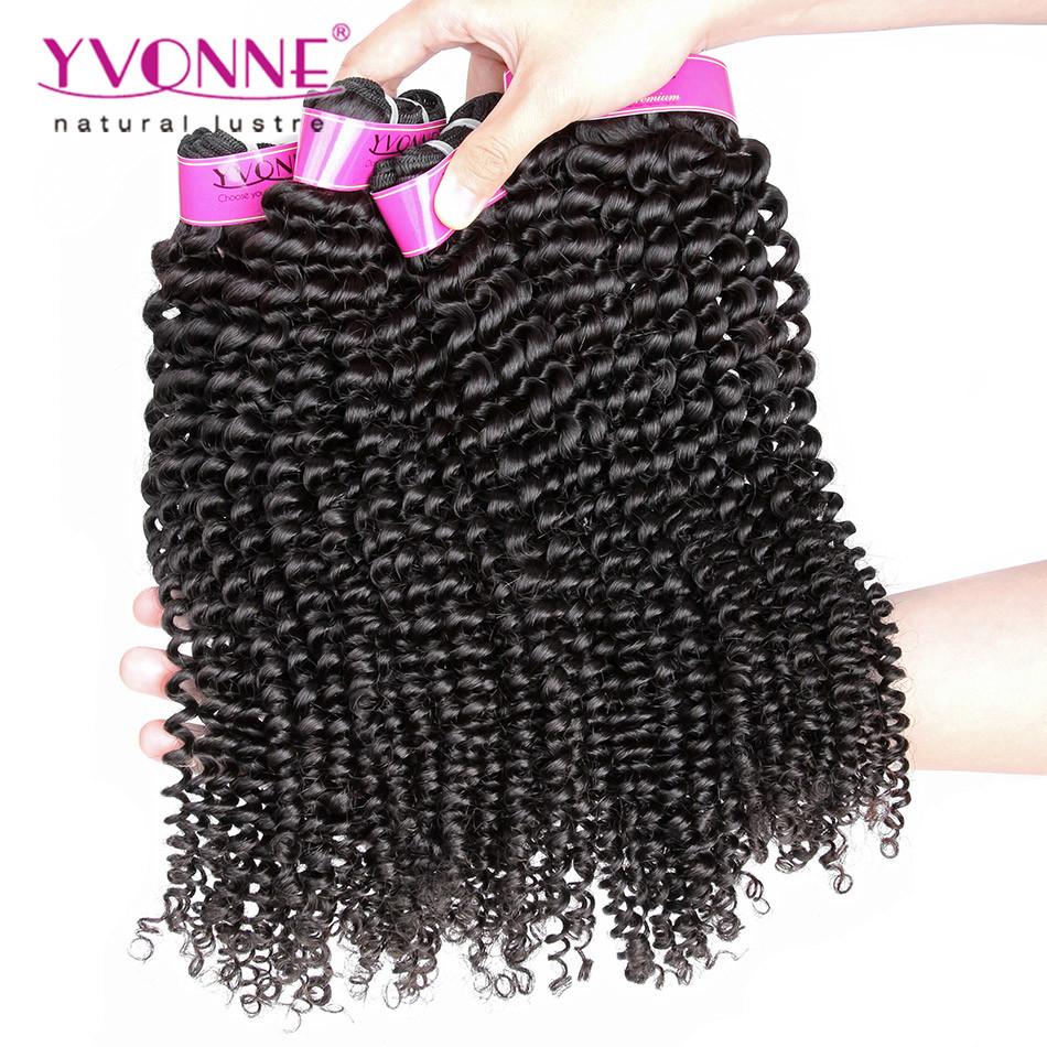 Popular Brazilian Virgin Hair 100% Human Hair Extensions