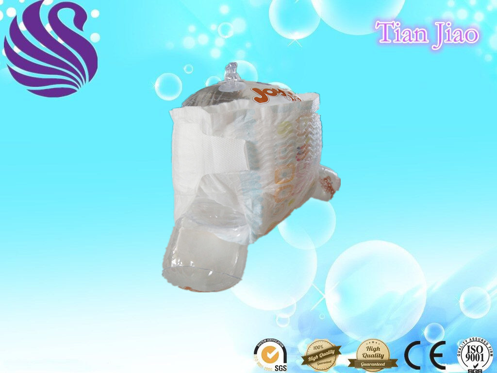 OEM Super Soft Cheap Baby Diapers in China