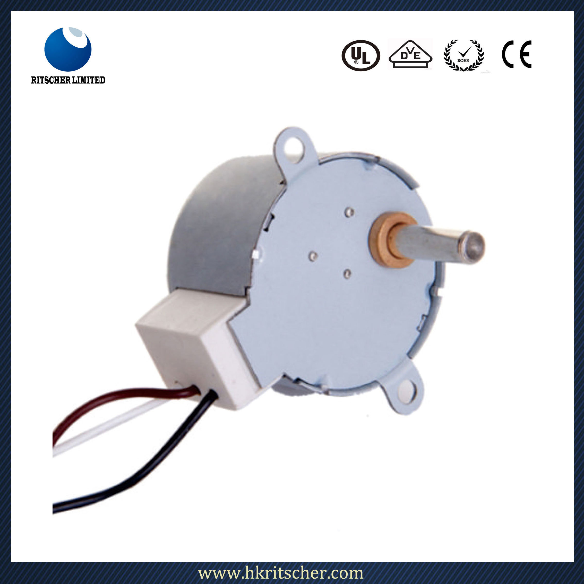 2-10W Wiper Motor with Low Noise