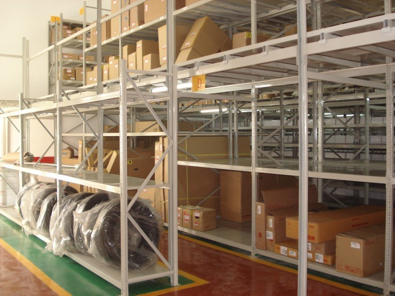 Warehouse Steel Racking for Automotive Fittings