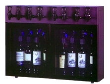 8 Bottles Red Wine Cooler/Wine Cellar/Wine Chiller/Wine Dispenser/Wine Cabinet (SC-8/C)