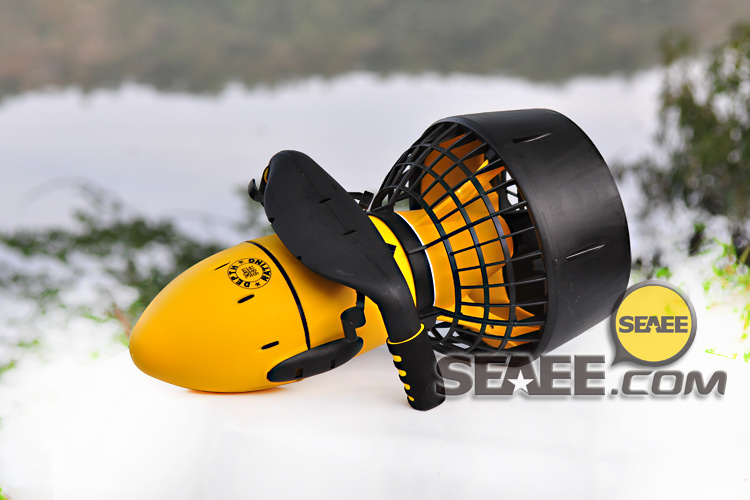 300 Watts Ce Approved Ergonomically Designed Sea Scooter with Metal Gears. Model: Ss3001