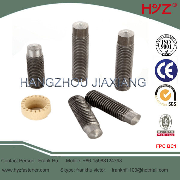 Ms or Stainless Steel Threaded Stud