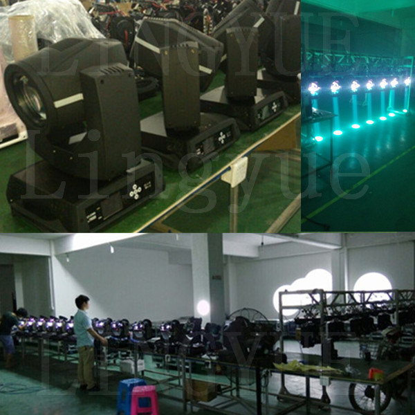 230W 7r Stage Lighting Equipment Professional Moving Head Sharpy Beam