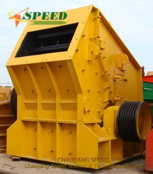 High Capacity Stone/Rock Impact Crusher (PF54-1210)