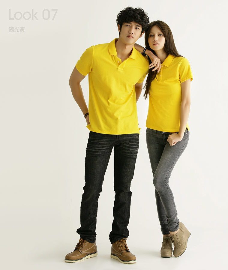 China 2014 latest design couple polo t shirt garment for Couple polo shirts online