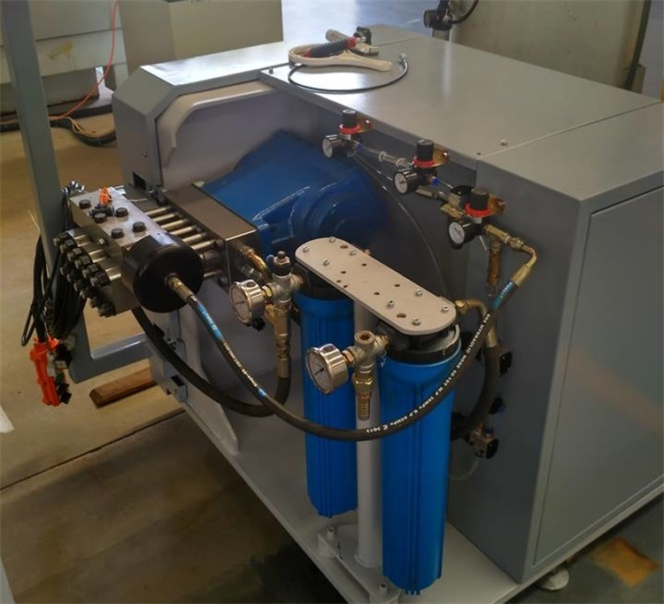 Water Jet Cutting Machine Pump for Inreasing Pressure