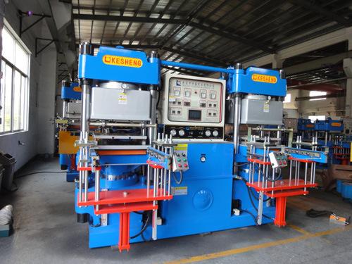 Vacuum Vulcanizer Press Rubber Equipment for Silicome Band Bracelet (20V2)