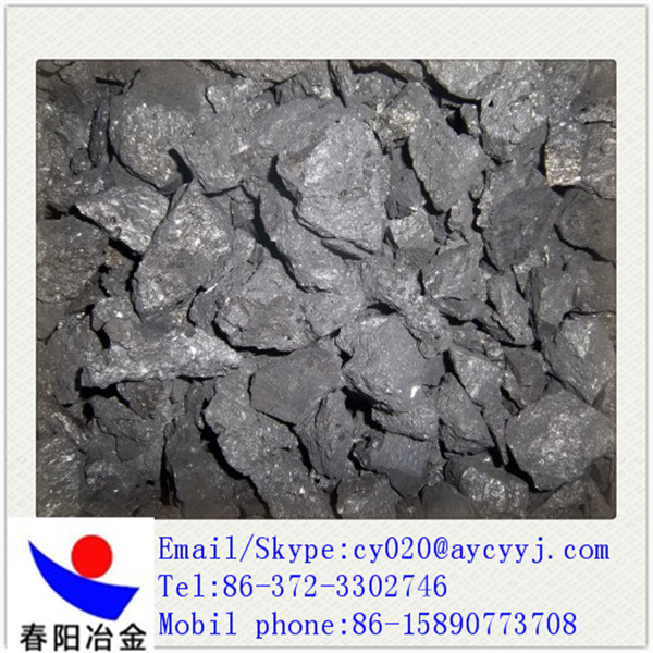 China Raw Material Calcium Silicon/Sica for Steelmaking