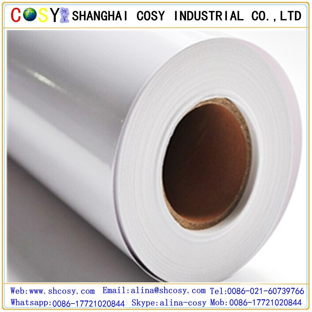 Factory Supply Cast Coated Glossy Photo Paper for Inkjet Printer