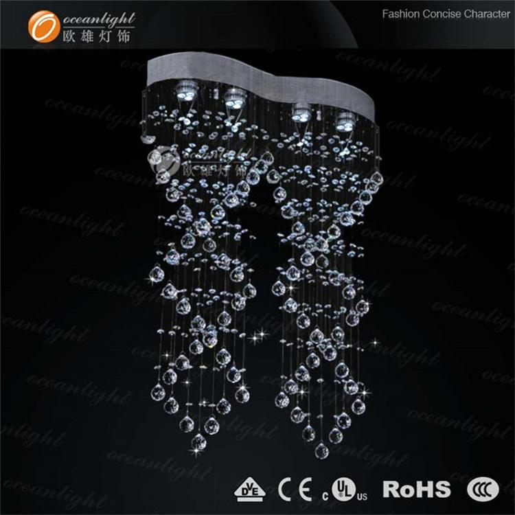 Mroccan Modern Crystal Pendant Light, LED Pendant Light (OM9341)