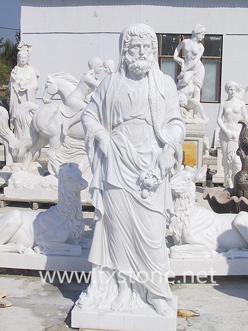 Roman Sculpture Statue