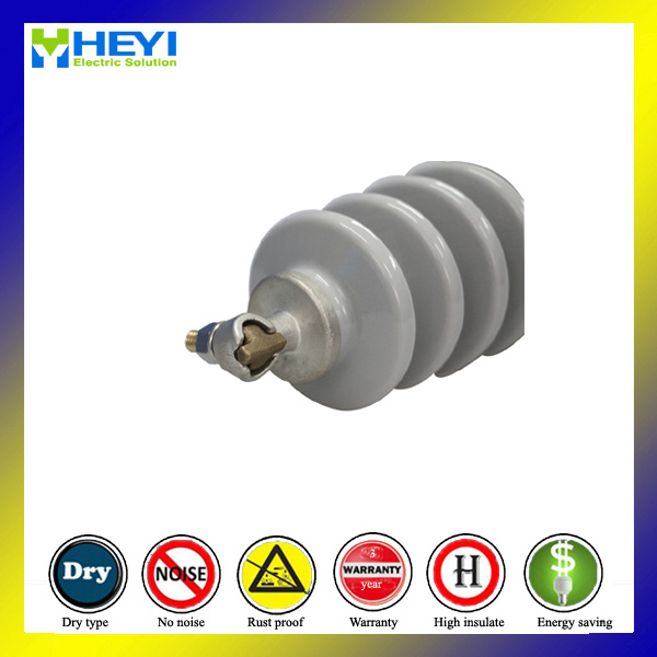 15 Kv Porcelain Primary Bushing for Pole Power Transformer