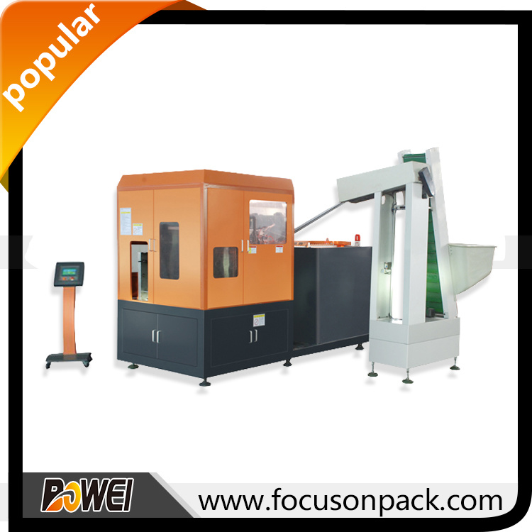 4500bottles/Hr Automatic Pet Bottle Stretch Blow Molding Machine