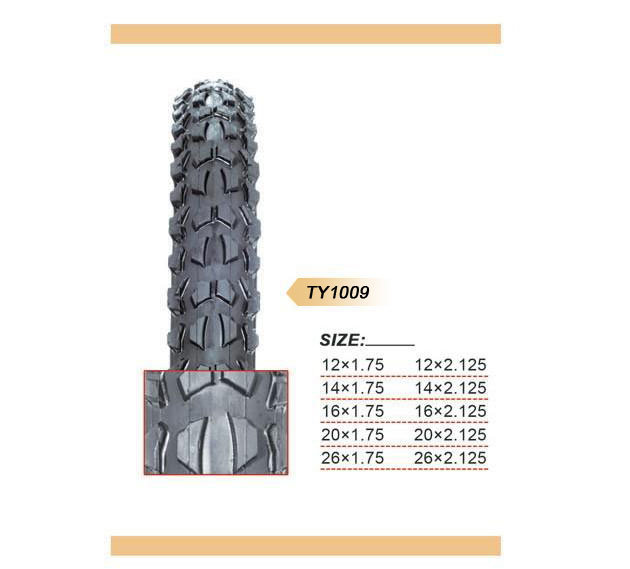 Top Quality Bike Tire (TY1009)