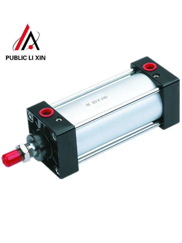 Sc Series Standard Air Pneumatic Cylinder ISO6430 Airtac