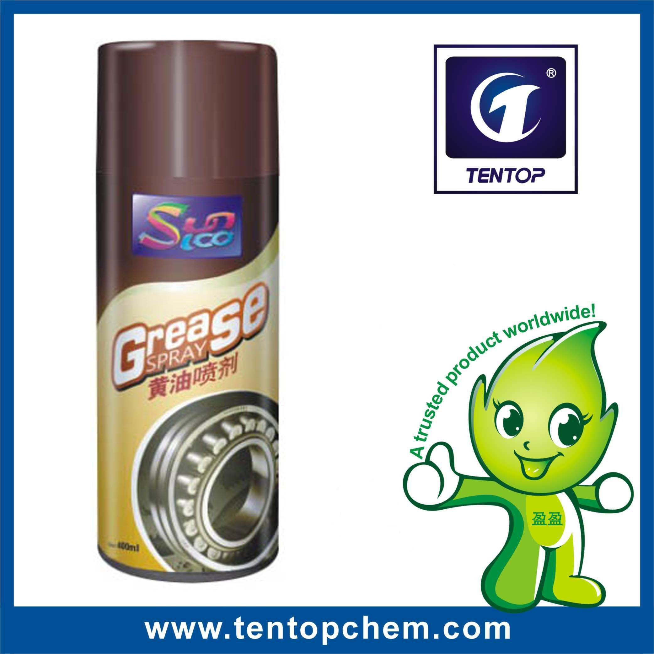 Lithium Grease Spray
