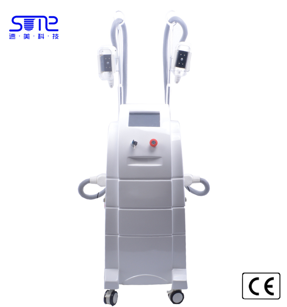 ABS Material Weight Loss Cryolipolysis Cavitation RF Slimming Beauty Equipment