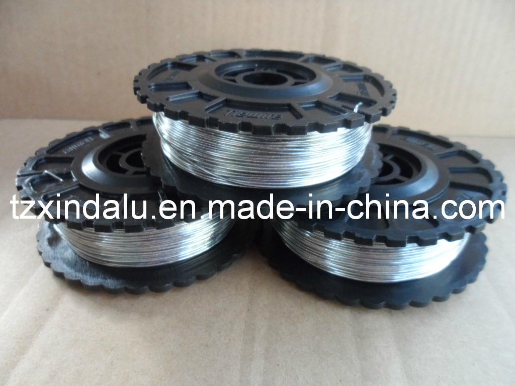 Rebar Binding Wire Coil - Galvanized (NY80)