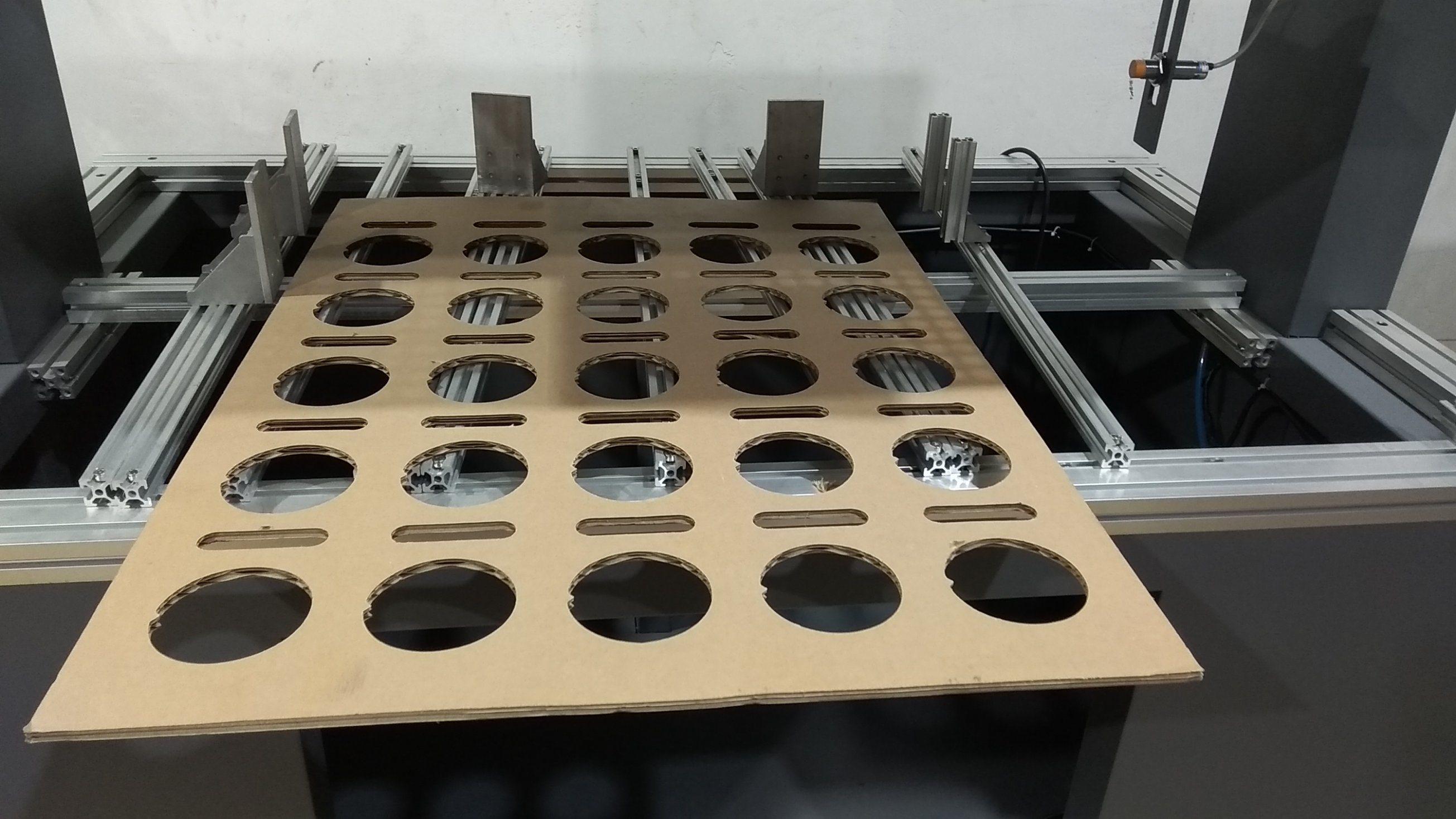 Inside Waste Stripping Machine (LDX-S750)