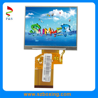 3.5 Inch TFT LCD for Car Black Box