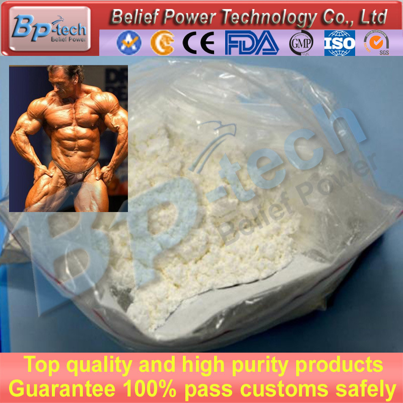Top Quality Lowest Price Bodybuilding Steroid Testosterone Enanthate CAS: 315-37-7