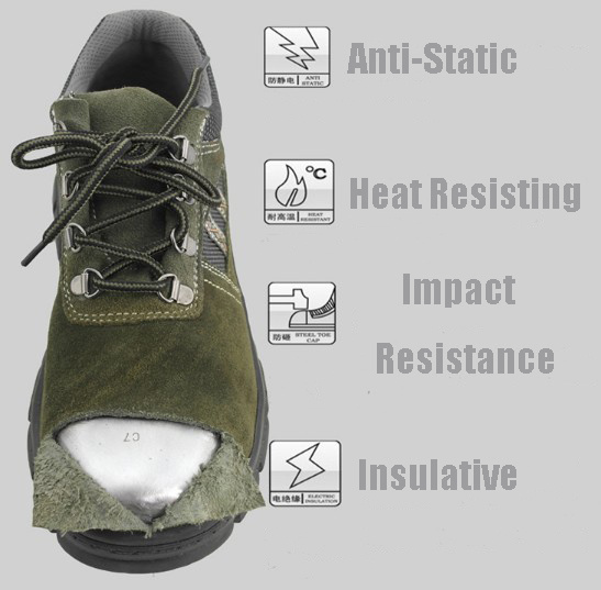 Sm3079 Onsale Safety Work Shoes