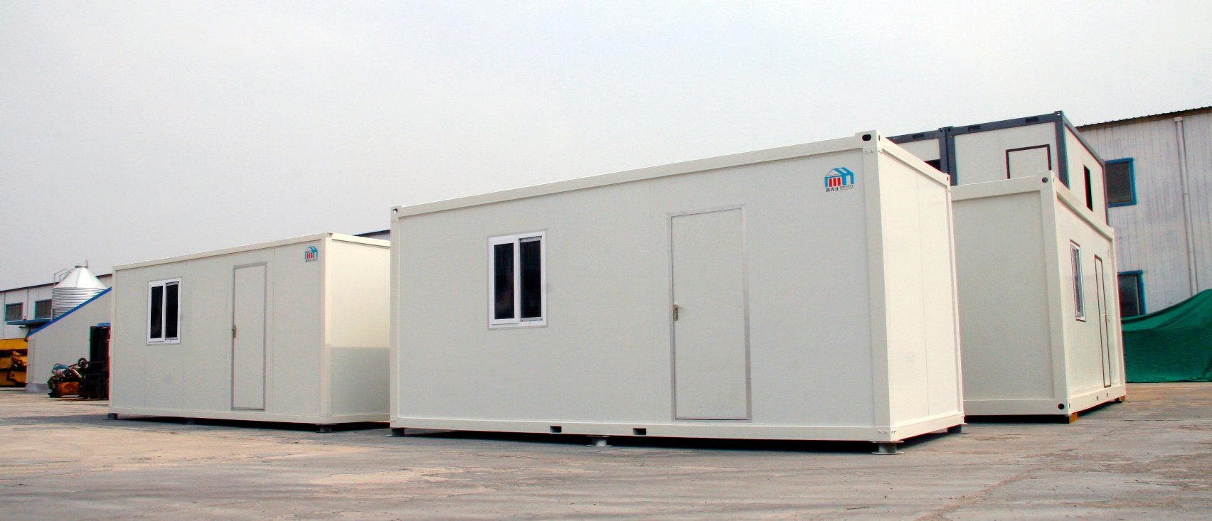 Prefab Portable Toilet with Ce Certification (KXD-SSW1092)