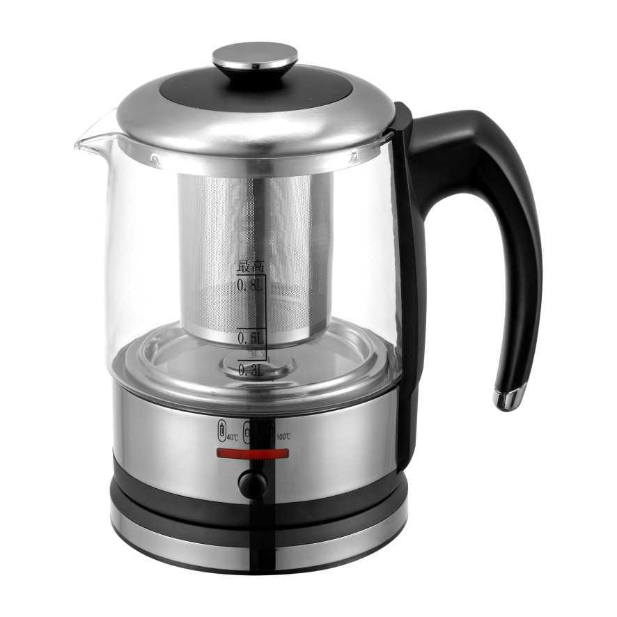 Glass Tea Kettle Stove Top Glass Electric Tea Kettle