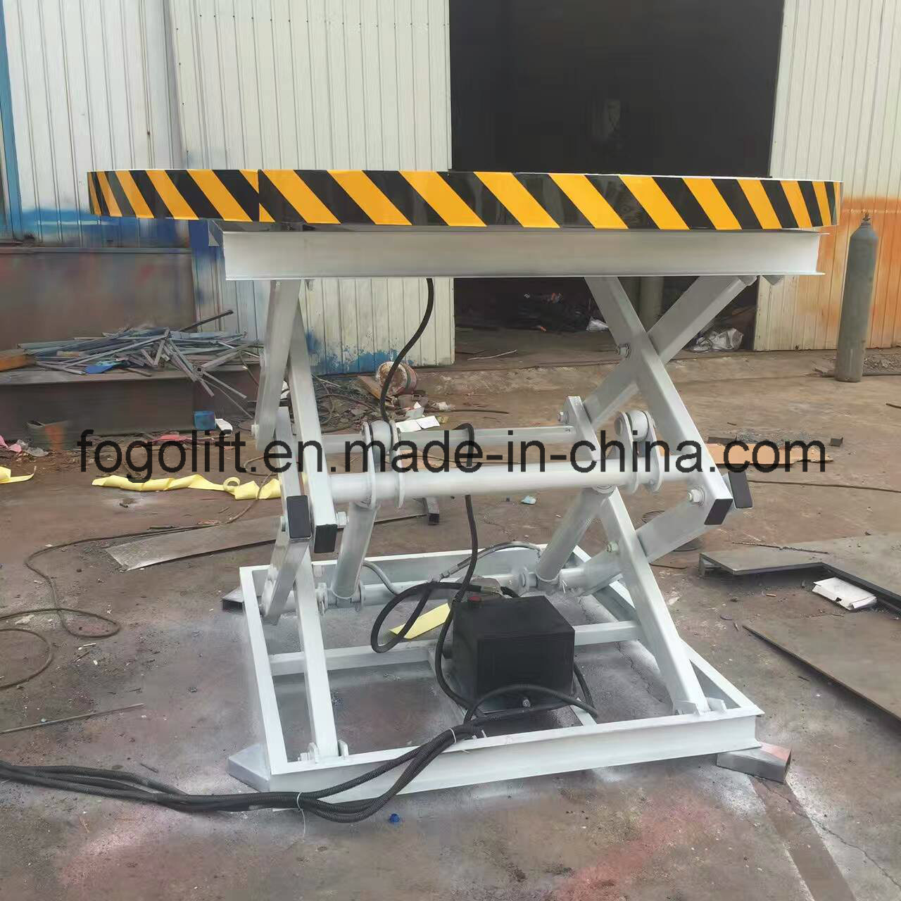 Lifting Stage / Rotatable Stage / Performance Stage Lift