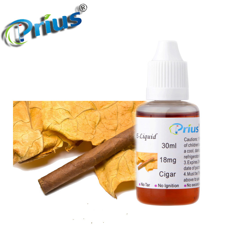 30ml Cigar Flavor Electronic Cigarette Refill Liquid