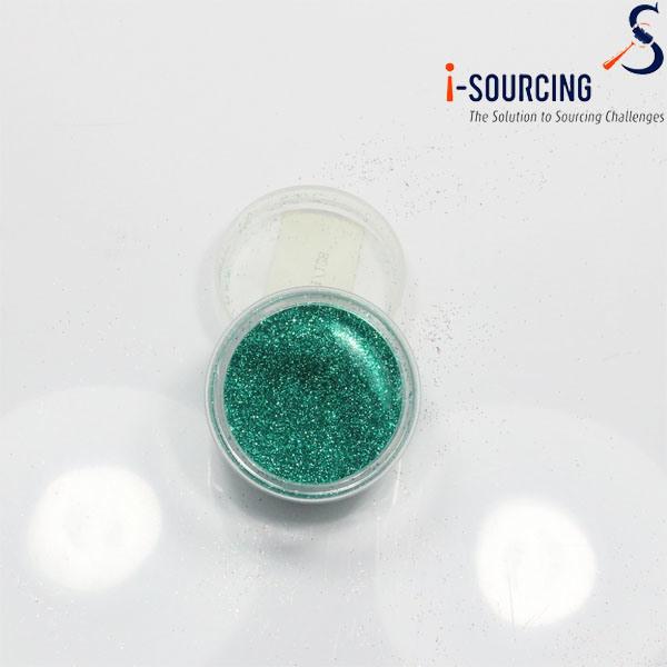 200 Colorful Metallic Glitter Powder for Wallpaper