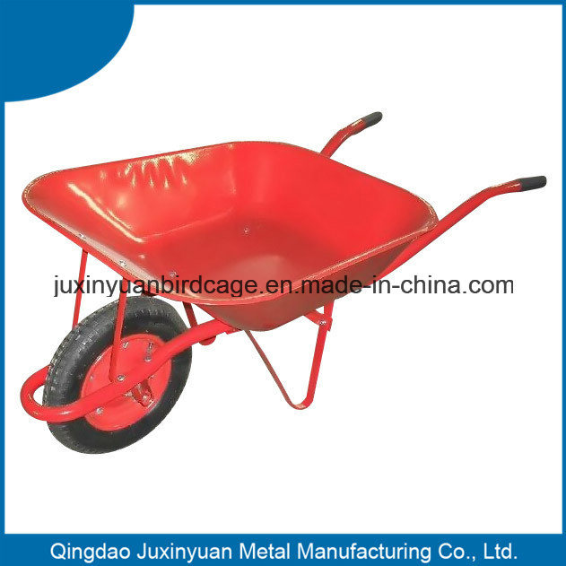 China Supplier Garden Heavy Load Wheelbarrow Wb6200 with High Quality
