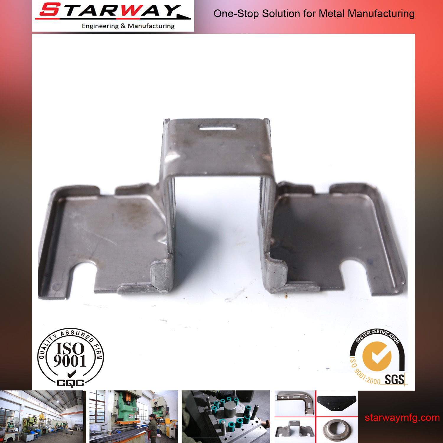Precision Sheet Metal Stamping by Stainless Copper