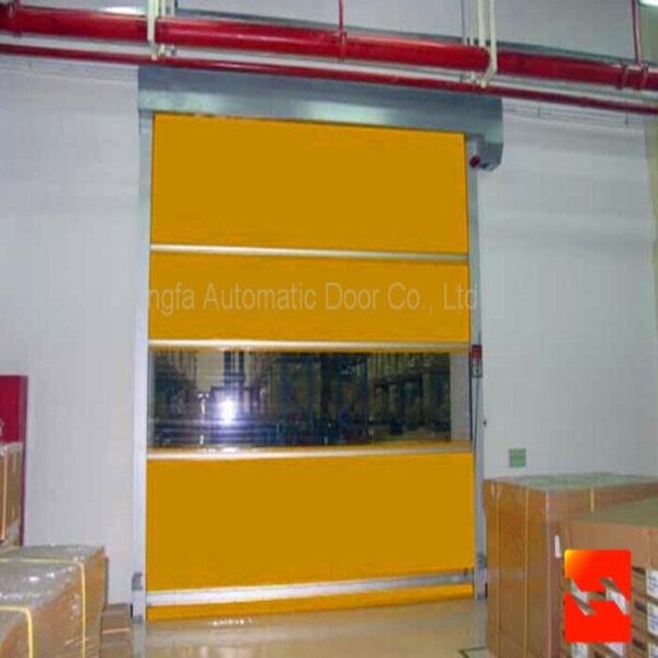 Professional Electric Rapid Rolling Door
