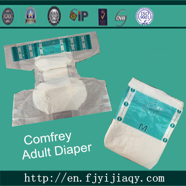 Hot Sale Old People Usage Comfrey Disposable Adult Diapers