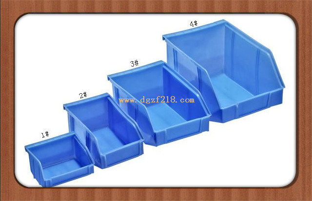 High Quality Durable Plastic Storage Box for Auto Spare Parts