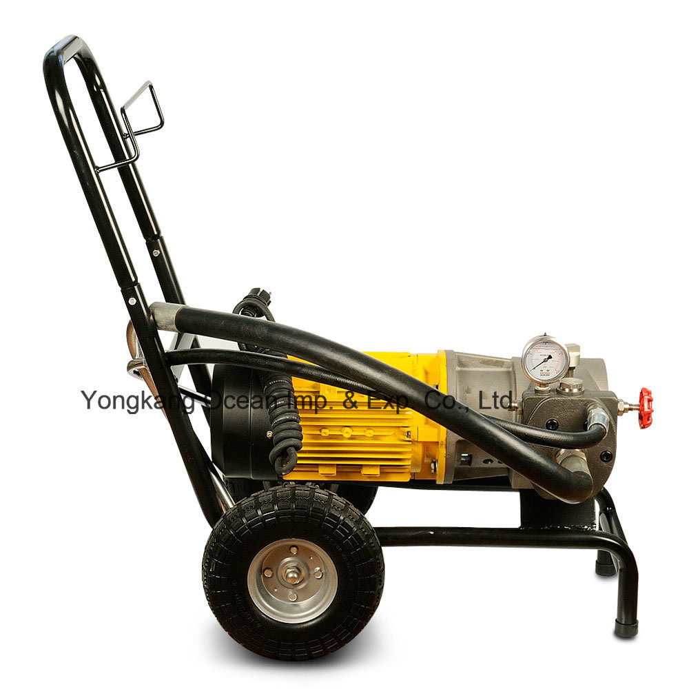 Hyvst Electric High Pressure Airless Paint Sprayer Diaphragm Pump Spx2200-250