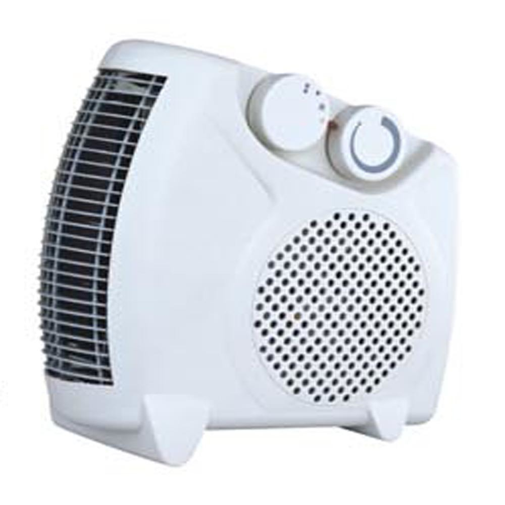 Quartz Fan Heater 5, 000 Hours Lifespan Infrared Room Heater
