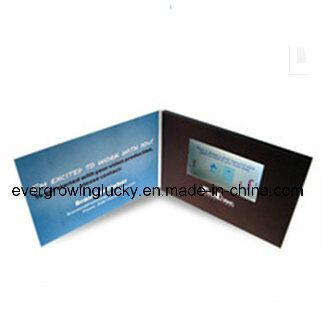 5.0 Inch LCD Digital Video Brochure