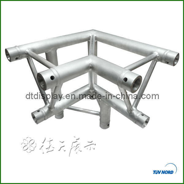 Steel Coupler For Aluminum Truss : China exhibition equipment truss booth