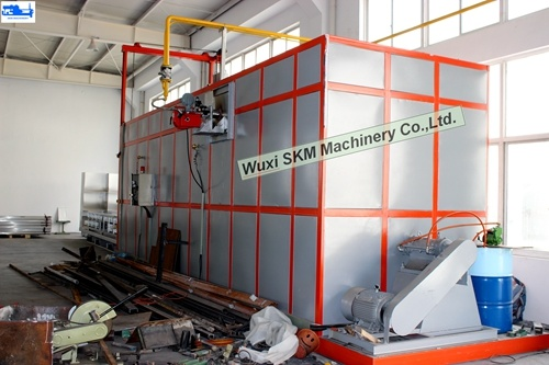 2015 Best Selling Homogenizing Furnace/ Aging Furnace/Aging Oven with High Volume Airflow