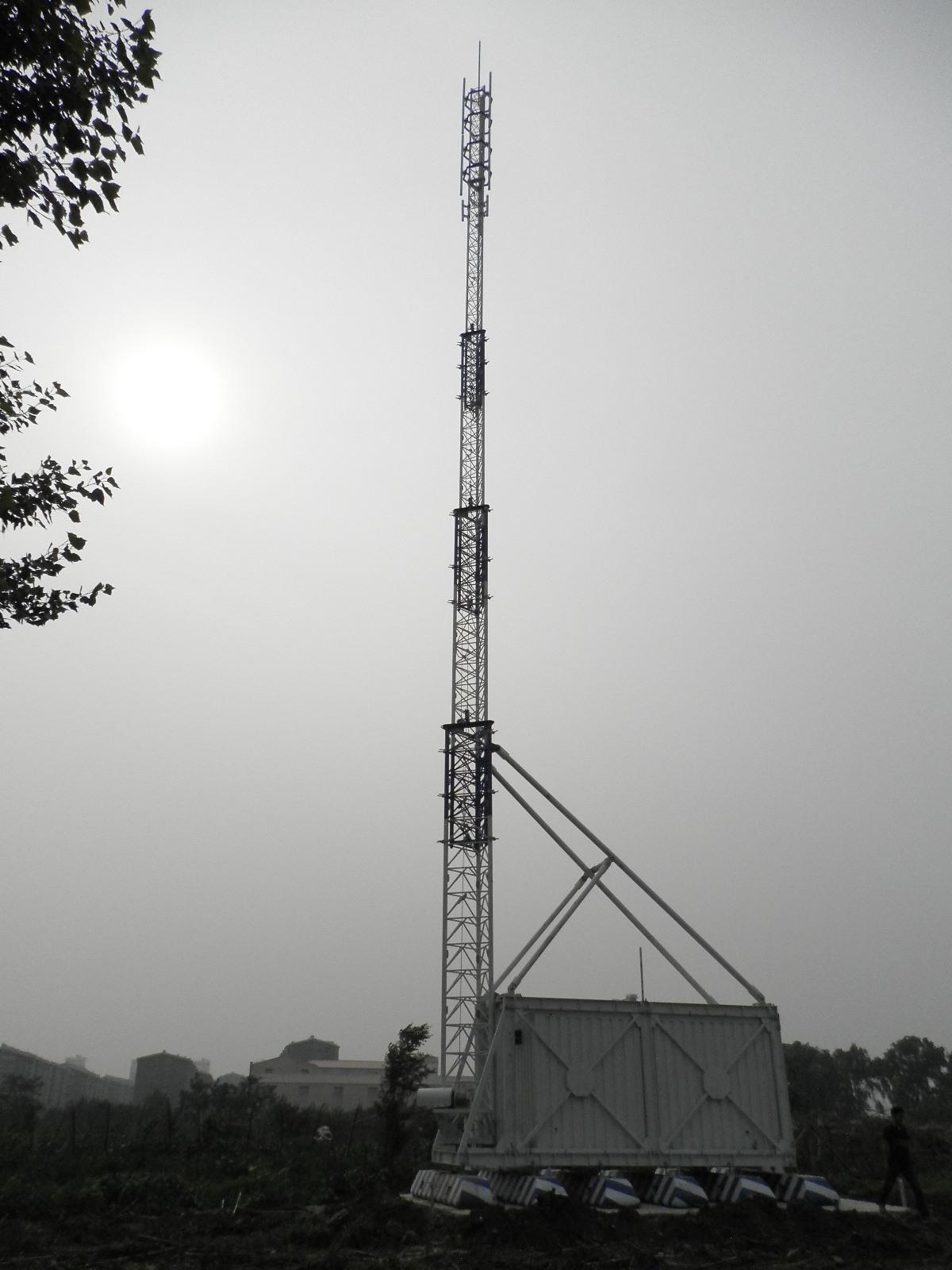 Steel Telecommunicate Tower --- Lattice