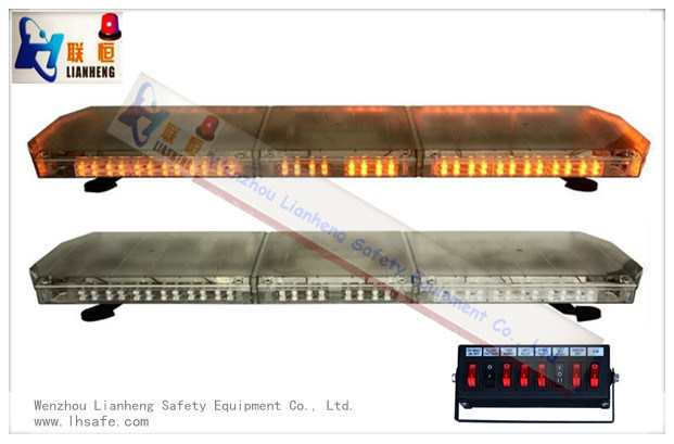 Police LED Emergency, Warning, Lightbar (TBD8100A)