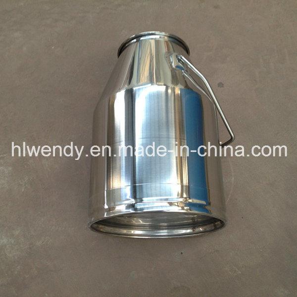 Milking Bucket for Mobile Milking Machine