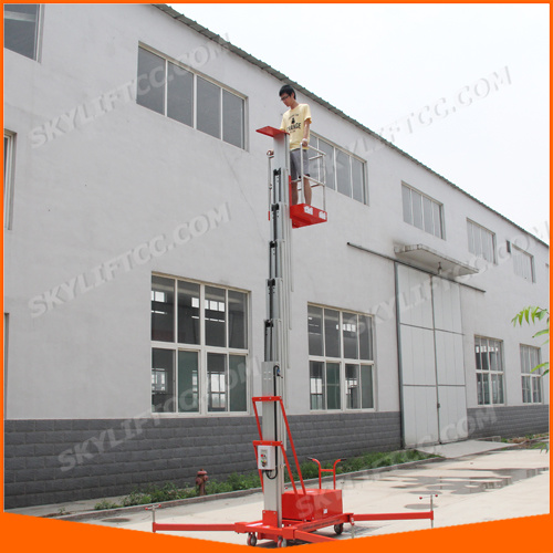 China Aerial Work Platform Man Lifts