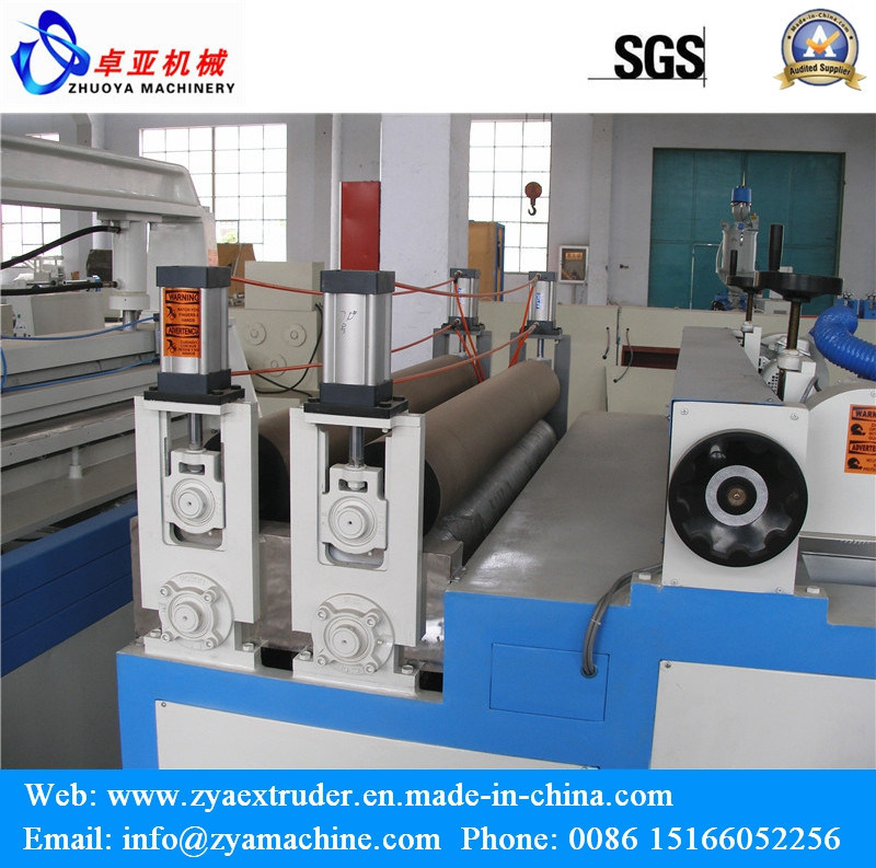 High Automatic PE/PP Mirror Sheet Plastic Extruder Machine