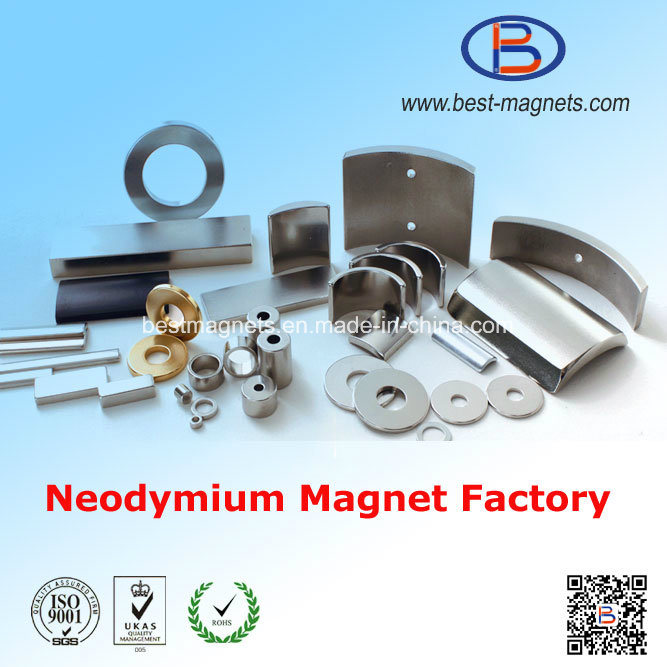 10 Years ISO Factory of Strong Rare Earth Permanent Magnet Neodymium Magnet