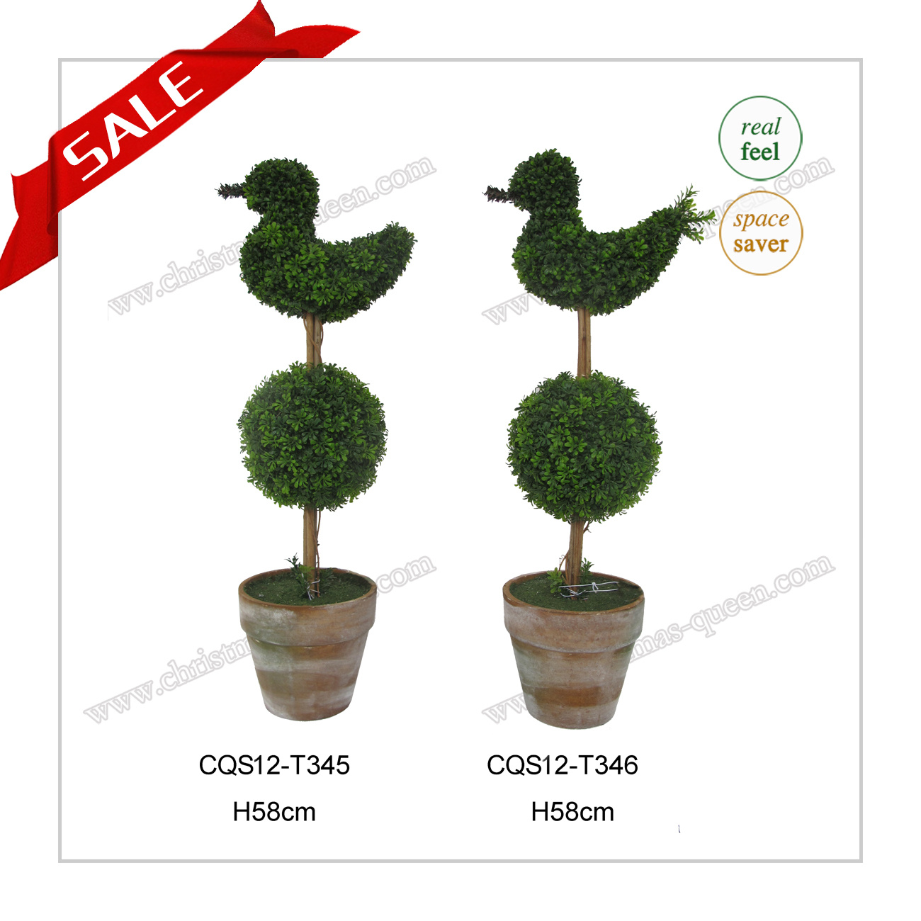 2017 New Arrival H36cm Artificial Topiary