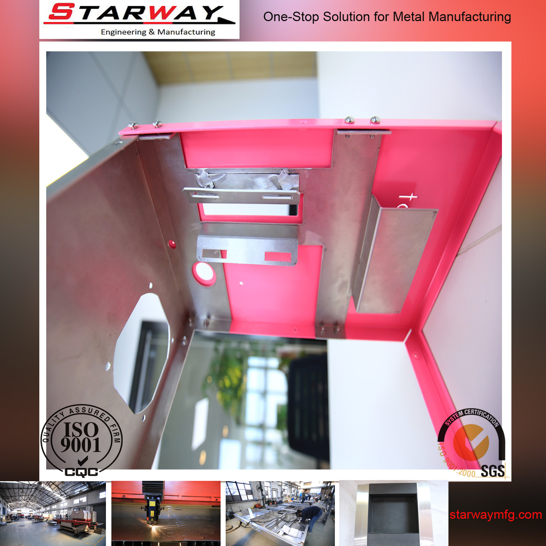 Custom Design Metal Shell Fabrication